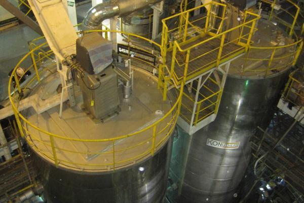verwarmingssystemen voor de offshore