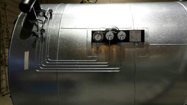 heet water verwarmingssystemen