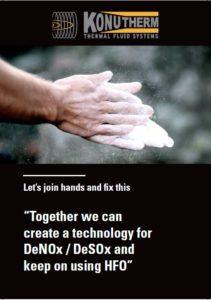 RHTA DeSOx droge scrubber technologie