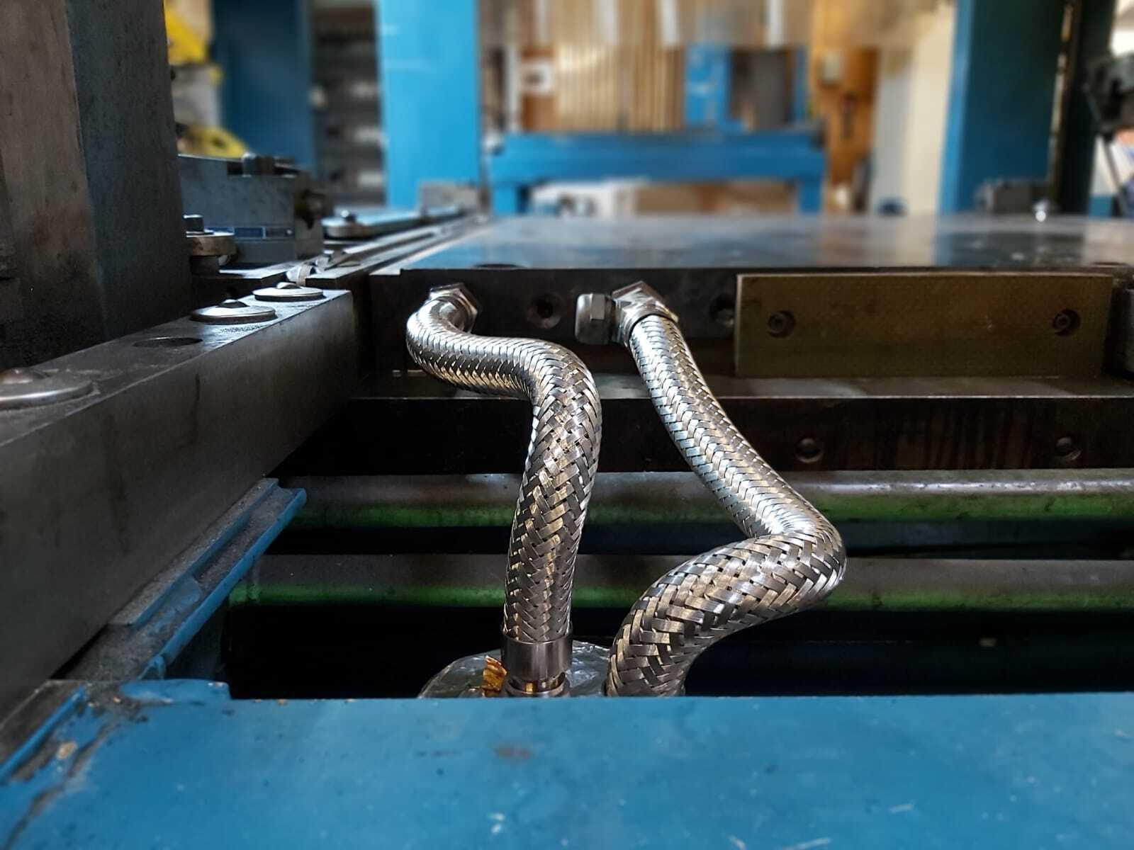 Service aan breed scala aan thermische olie toepassingen